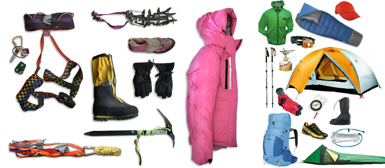 Adventure Sporting & Trekking Goods