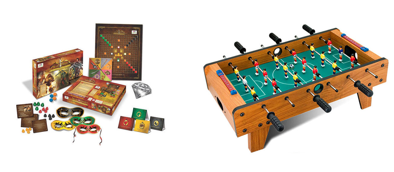 Table Sports & Board Games