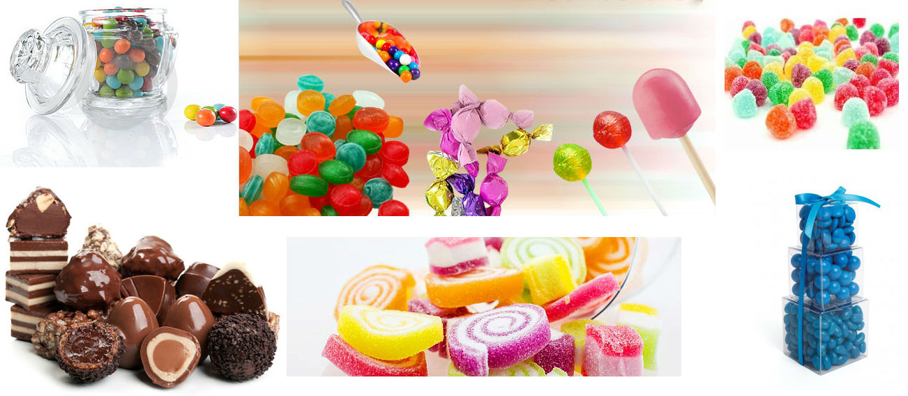 Confectionery Flavours & Gums
