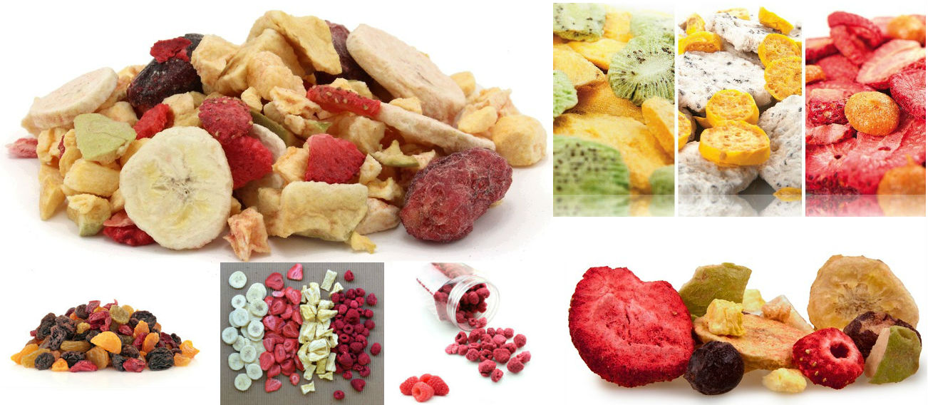 Frozen Dried Fruit
