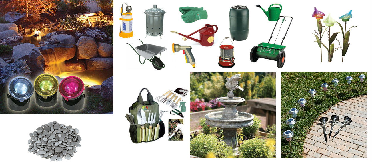 Garden & Landscaping Products
