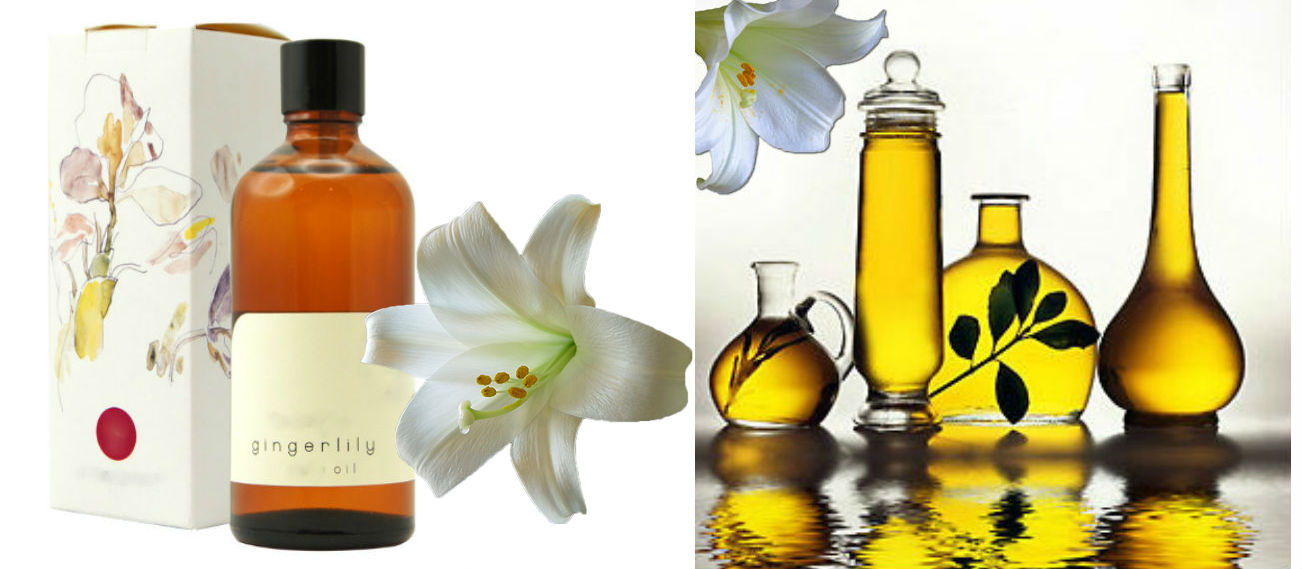 Ginger Lily Oil