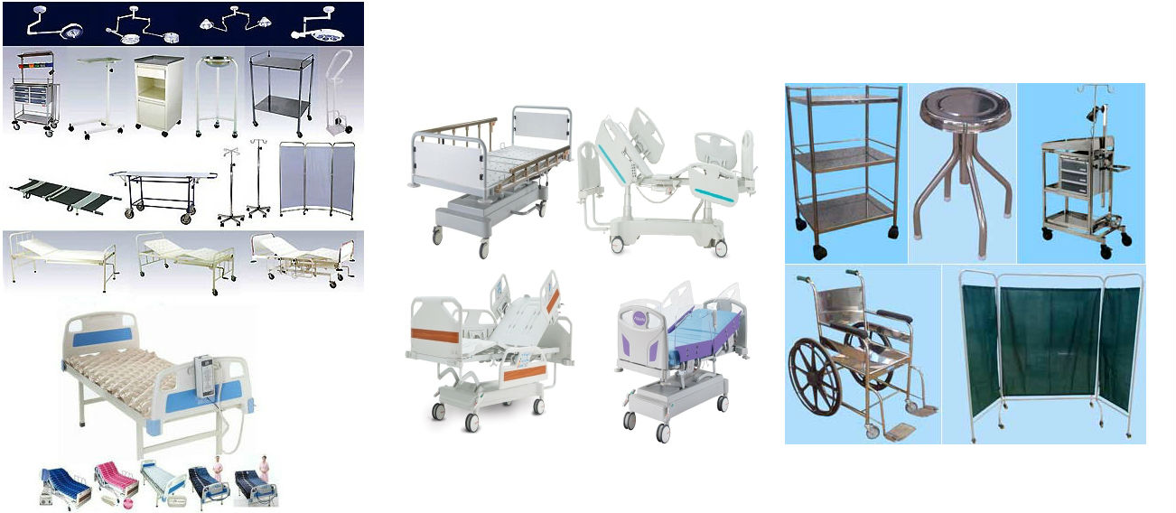 Hospital & Medical Furniture