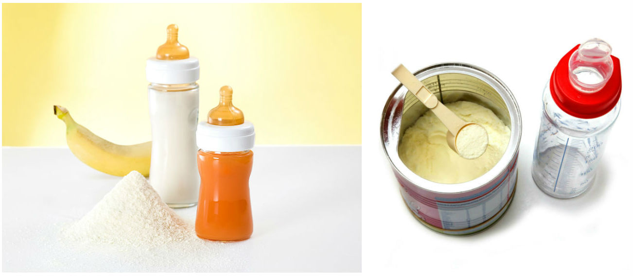 Infant Milk Food