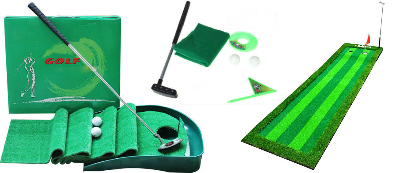 Indoor Golf Game