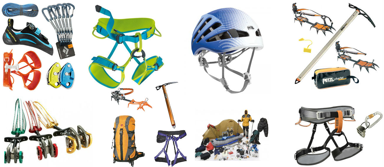 Mountaineering Equipment