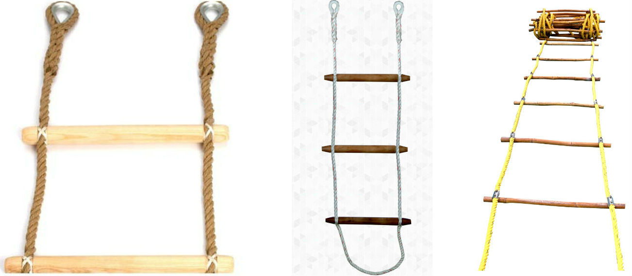 PP Rope Ladder