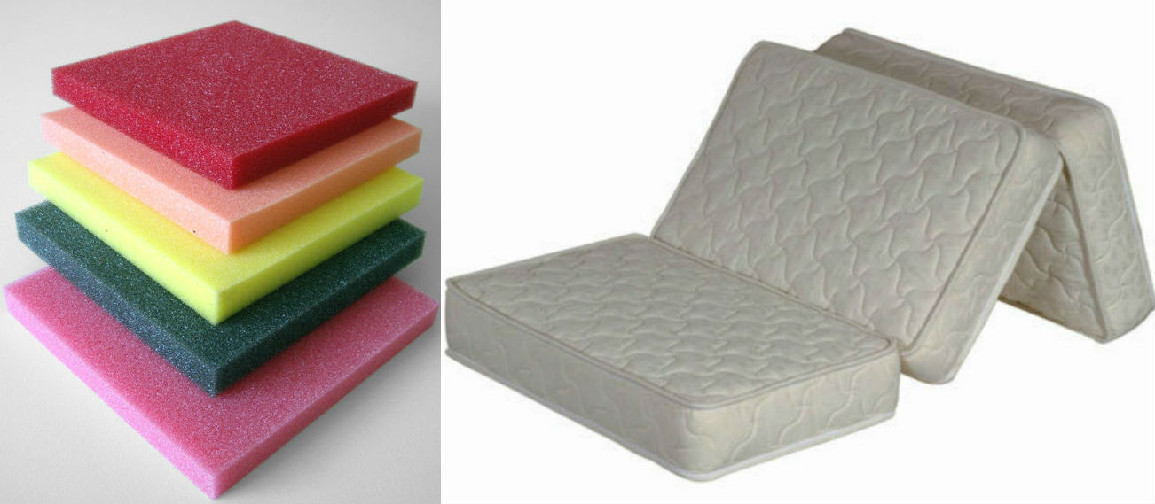 PU Foam, Coir & Jute Mattresses
