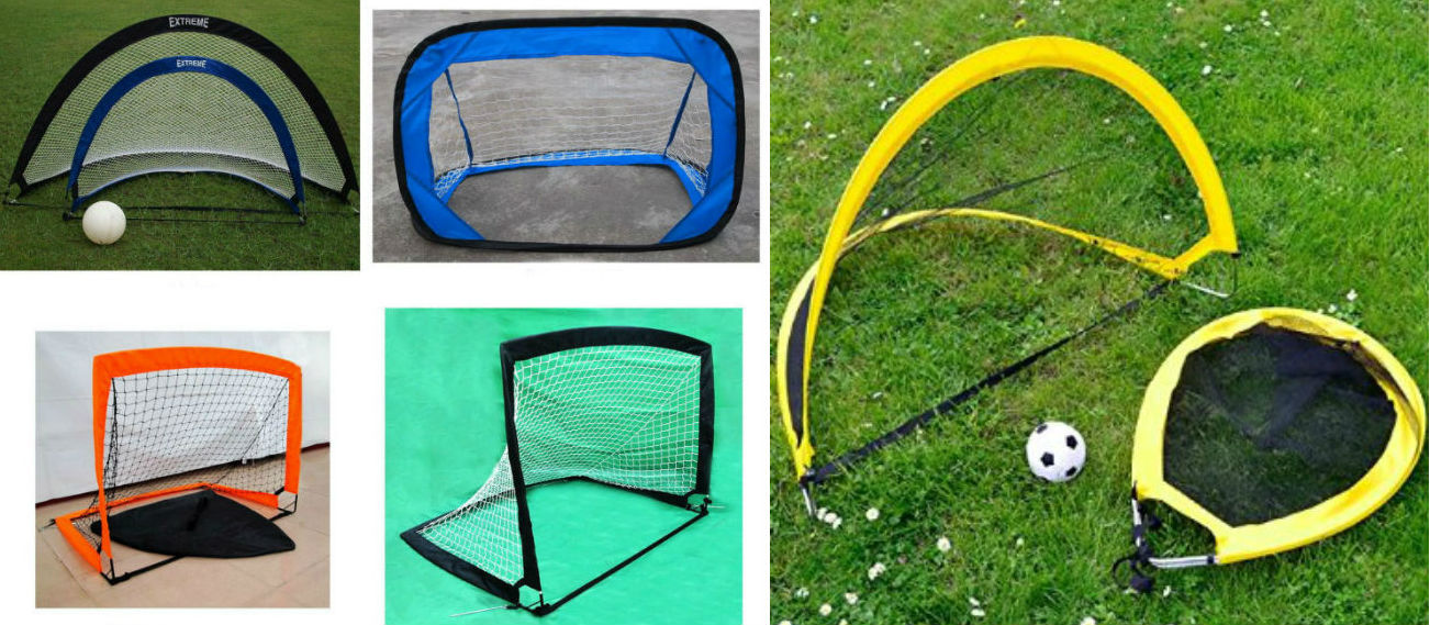 Pop Up Goal Posts