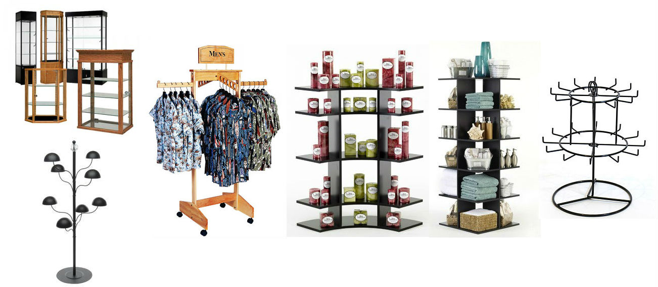 Retail Displays & Fixtures