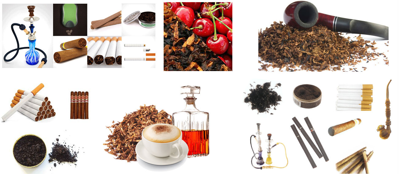 Tobacco & Tobacco Products