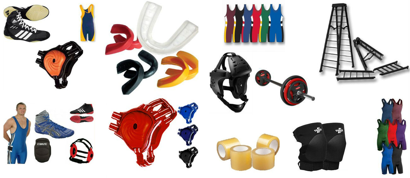 Wrestling Equipment