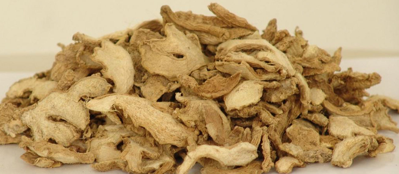 Ginger Dried