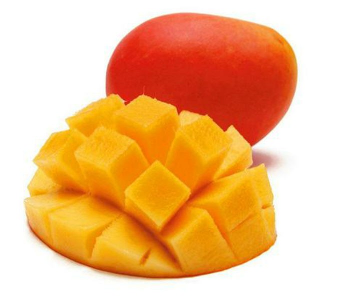 Canned Diced Mangos