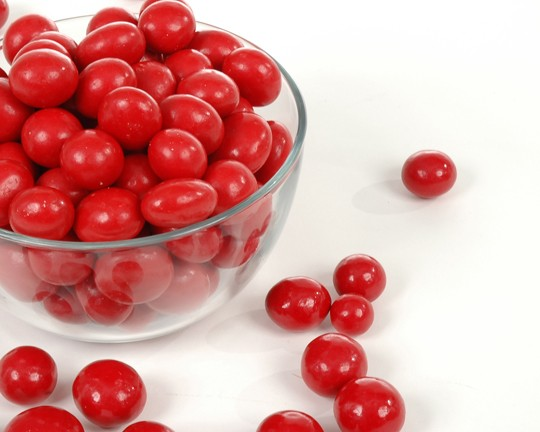 Canned Pitted Cherries