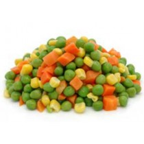 Canned Mixed Vegetables - No Salt Added
