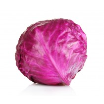 Canned red cabbage
